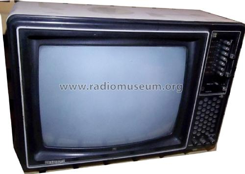 National Color TV TC-83S; Panasonic, (ID = 1762638) Television