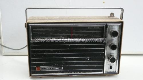 National RKA-62; Panasonic, (ID = 1582455) Radio