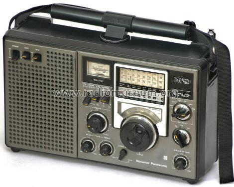 Panasonic DR22 RF-2200BS; Panasonic, (ID = 1880093) Radio