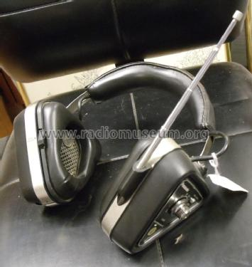 Panasonic - FM Stereo Head Set RF-40; Panasonic, (ID = 1844618) Radio