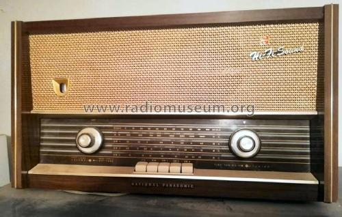 RE-484; Panasonic, (ID = 2581074) Radio