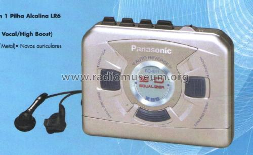 RQ-E11; Panasonic, (ID = 2201502) R-Player