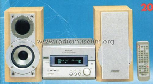 SC-PM65MD; Panasonic, (ID = 2198666) Radio