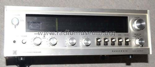 FM/AM Stereo Receiver SA-5500; Panasonic, (ID = 2579317) Radio