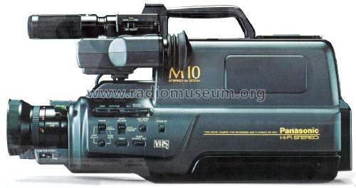 VHS Movie Camera NV-M10EG; Panasonic, (ID = 1993094) R-Player