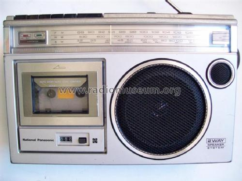 رادیو قدیمی پاناسونیک