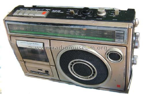 رادیو ضبط قدیمی