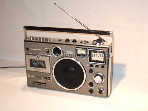 5410 5-Band Radio Cassette RF-5410BA; Panasonic / National (ID = 770816) Radio