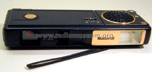 Camera Radio C-R2 Radio Panasonic, Matsushita, National ナショナ