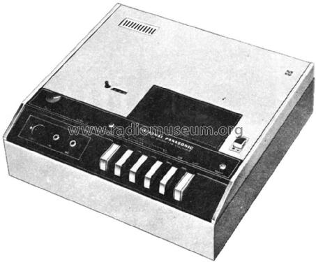 Cassette Dictating Machine RV-2500SD; Panasonic, (ID = 1499377) Sonido-V