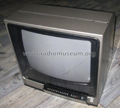 Color Television TC-421DR; Panasonic, (ID = 1052792) Television