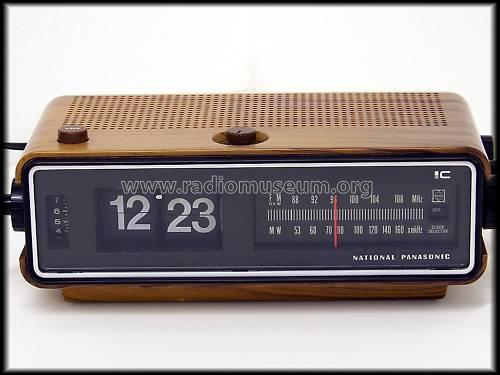 FM-AM Clock Radio RC-6253B; Panasonic, (ID = 802659) Radio