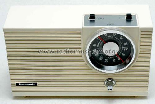RE-6192 & RE-6192C; Panasonic, (ID = 777857) Radio