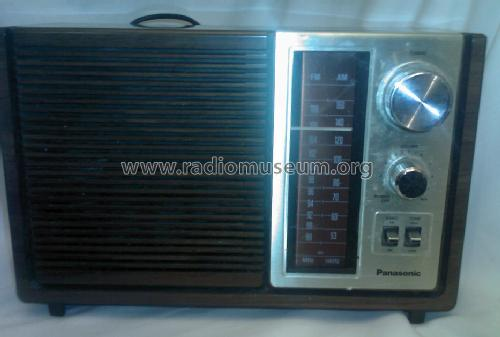 RE-6280; Panasonic, (ID = 1409680) Radio
