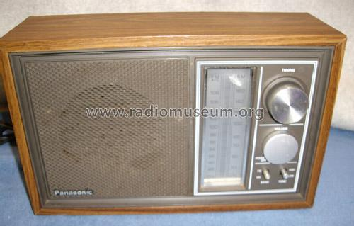 RE-6289; Panasonic, (ID = 1230937) Radio