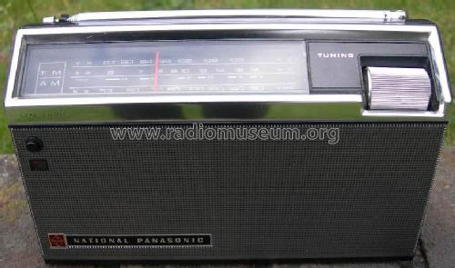 National Panasonic RF-670J; Panasonic, (ID = 305335) Radio