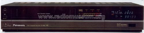 Video Cassette Recorder NV-H65 EG; Panasonic, (ID = 1265649) R-Player
