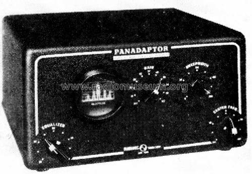 Panoramic 'Panadaptor' ; Panoramic Radio Corp (ID = 1127939) Misc