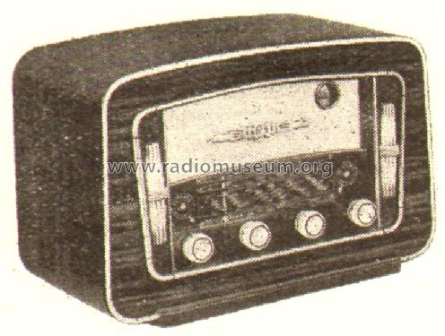 pn 103 b radio parinor pi ces paris build 1954 1 pictures. Black Bedroom Furniture Sets. Home Design Ideas