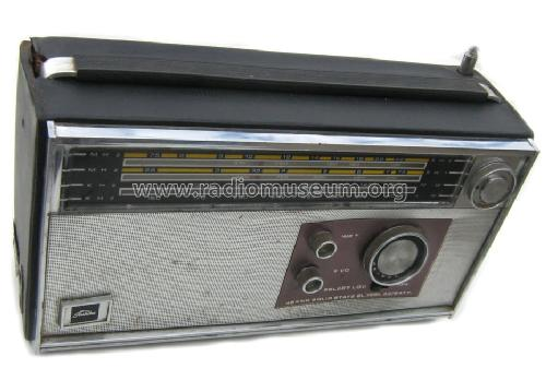 4 Band Solid State Radio 9L-786LD; Pars Electric (ID = 1600424) Radio