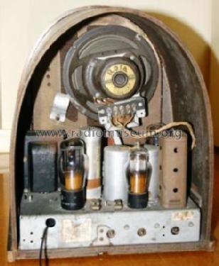 37-84B Code 122 Early Radio Philco, Philadelphia Stg  Batt