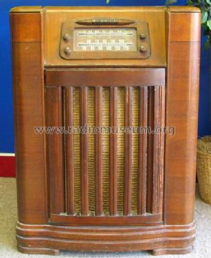 46-1209 Radio-Phonograph Code 121 and 122; Philco, Philadelphia (ID = 147094) Radio