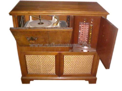 46 1213 Radio Phonograph Philco