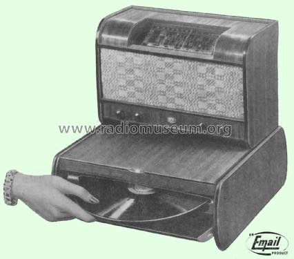 Automatic Record Player P; Philco Radio & (ID = 2415172) Enrég.-R