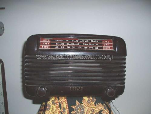 806; Philco Radio of (ID = 212264) Radio