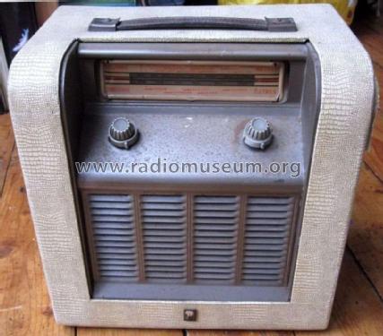 BP427 Radio Philco Radio Of GB Build 1948 5 Pictures 4 Tu