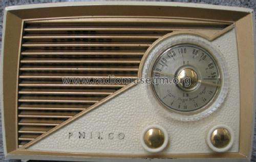 Model 121H 2937; Philco Radio of GB (ID = 633667) Radio