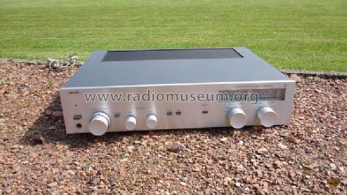 Integrated Stereo Amplifier 305 22AH305 /00 /15; Philips Belgium (ID = 1620346) Ampl/Mixer