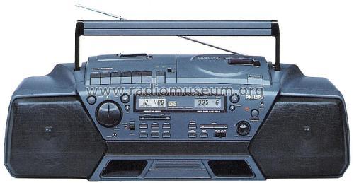 philips radio az