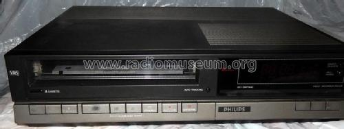 Video Cassette Recorder VR6463 /51; Philips - Österreich (ID = 2347804) R-Player