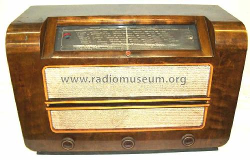 814 A; Philips Norway Norsk (ID = 160167) Radio