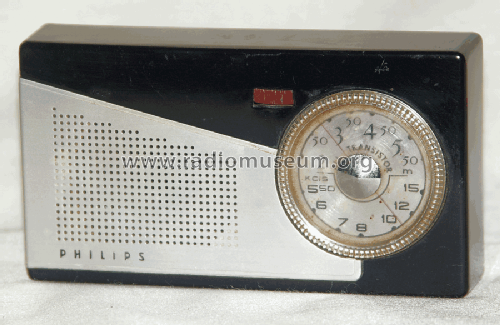All Transistor 225; Philips Australia (ID = 1630852) Radio