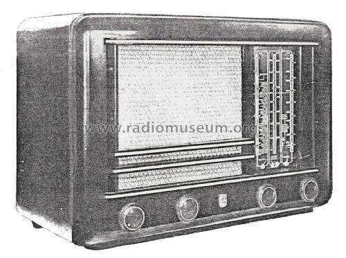 513AN; Philips USA (ID = 2592746) Radio