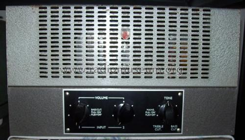 Amplifier 30W PA EV4431; Philips Australia (ID = 2396219) Ampl/Mixer