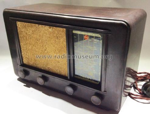 Radioplayer 3052b Radio Philips Australia Build 1946 6 P