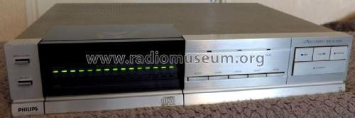 Compact Disc Player CD 300 ; Philips Belgium (ID = 2375744) R-Player