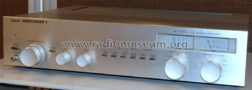 Integrated Stereo Amplifier 306 22AH306 /00; Philips Belgium (ID = 2115182) Ampl/Mixer