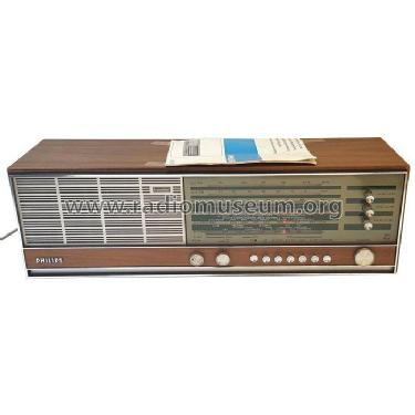 Premiere Automatic 22RB484; Philips Belgium (ID = 2427464) Radio