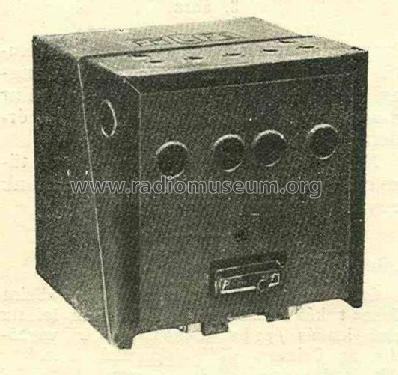 Amplifier 2750; Philips; Budapest (ID = 669255) Ampl/Mixer