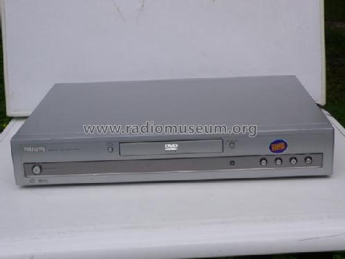 DVD Player DVD634/021; Philips; Budapest (ID = 1599655) R-Player