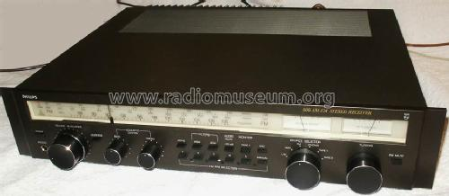 606 am fm stereo receiver 22ah606 radio philips eindhoven rh radiomuseum org Pioneer Stereo Receiver Yamaha Stereo Receiver