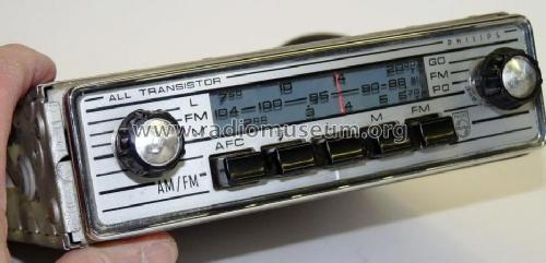 All-Transistor N4X41T /19; Philips; Eindhoven (ID = 938123) Car Radio