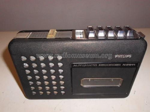 Automatic Recorder N2211M /22; Philips; Eindhoven (ID = 2302299) R-Player