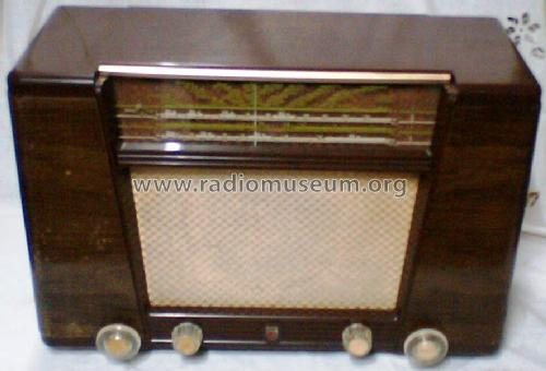 BX405A; Philips; Eindhoven (ID = 1156950) Radio