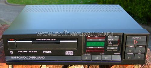 CD160; Philips Belgium (ID = 767658) R-Player