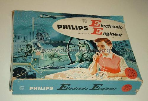 Electronic Engineer / Elektronik Experimente EE-20; Philips; Eindhoven (ID = 121606) Kit